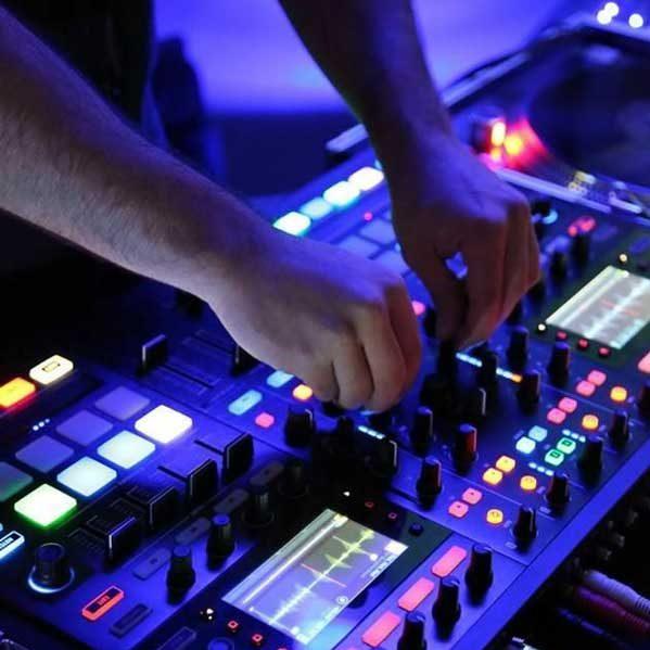 Party DJ Decks