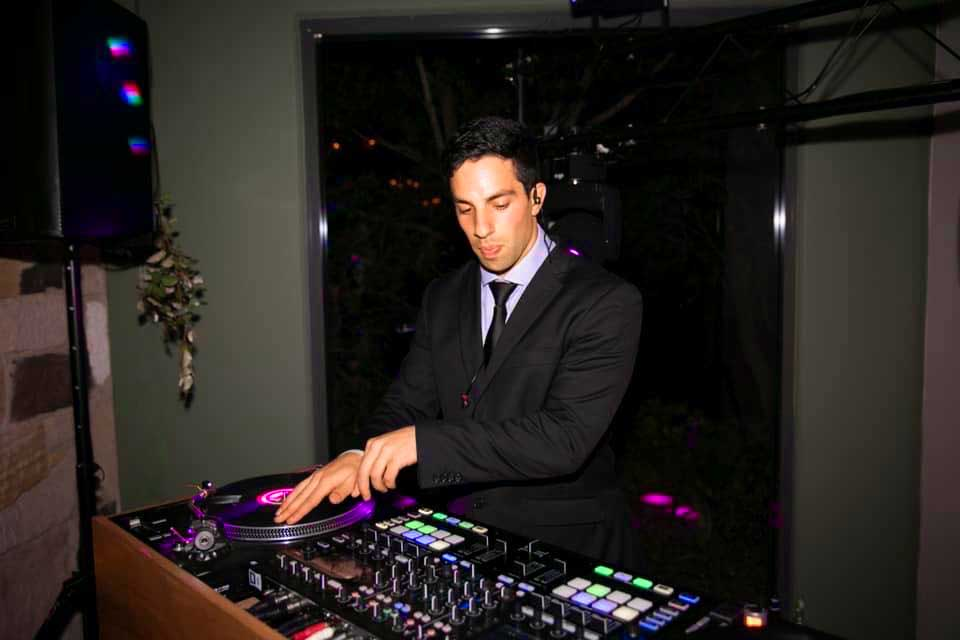 DJ-Christo Renae Ayris Wedding