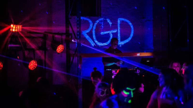 DJ Christo Sydney Night Party